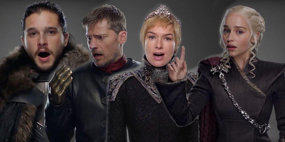 Game Of Thrones Spoiler Season 8