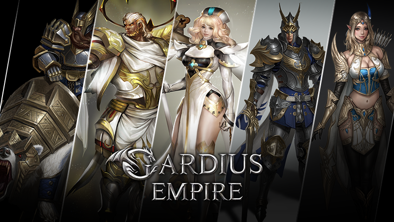 Rilis : Gardius Empire, Ramaikan Game RPG di Indonesia  Geeknews Indonesia  Media Geek Dan Pop