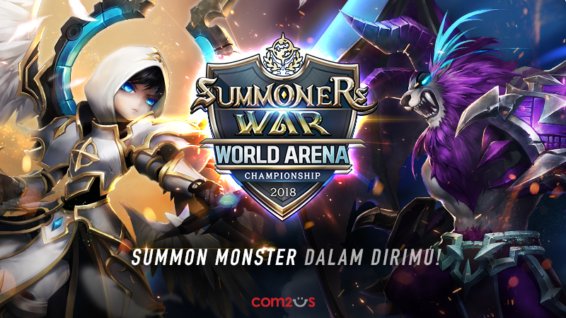Summoner final korea selatan
