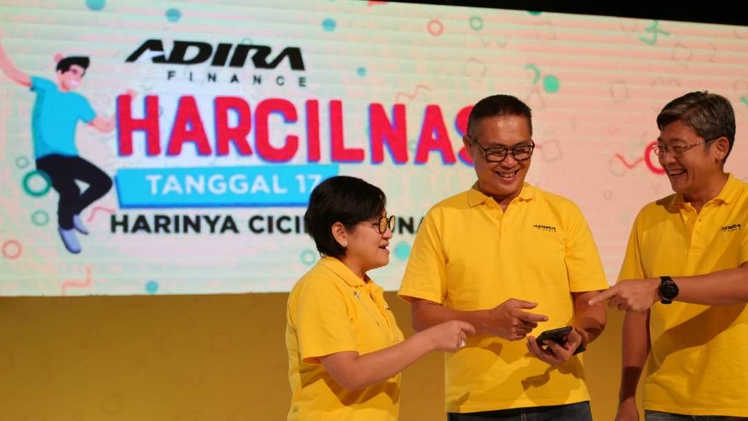 HARCILNAS Adira Finance