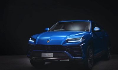 Lamborghini Urus Off Road Package